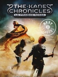 La Piramide Rossa<br>The Kane Chronicles<br>Vol<br>1